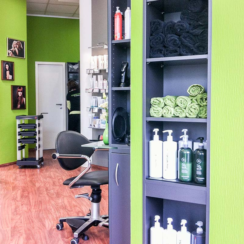 Haarstudio Yvonne Geschäft